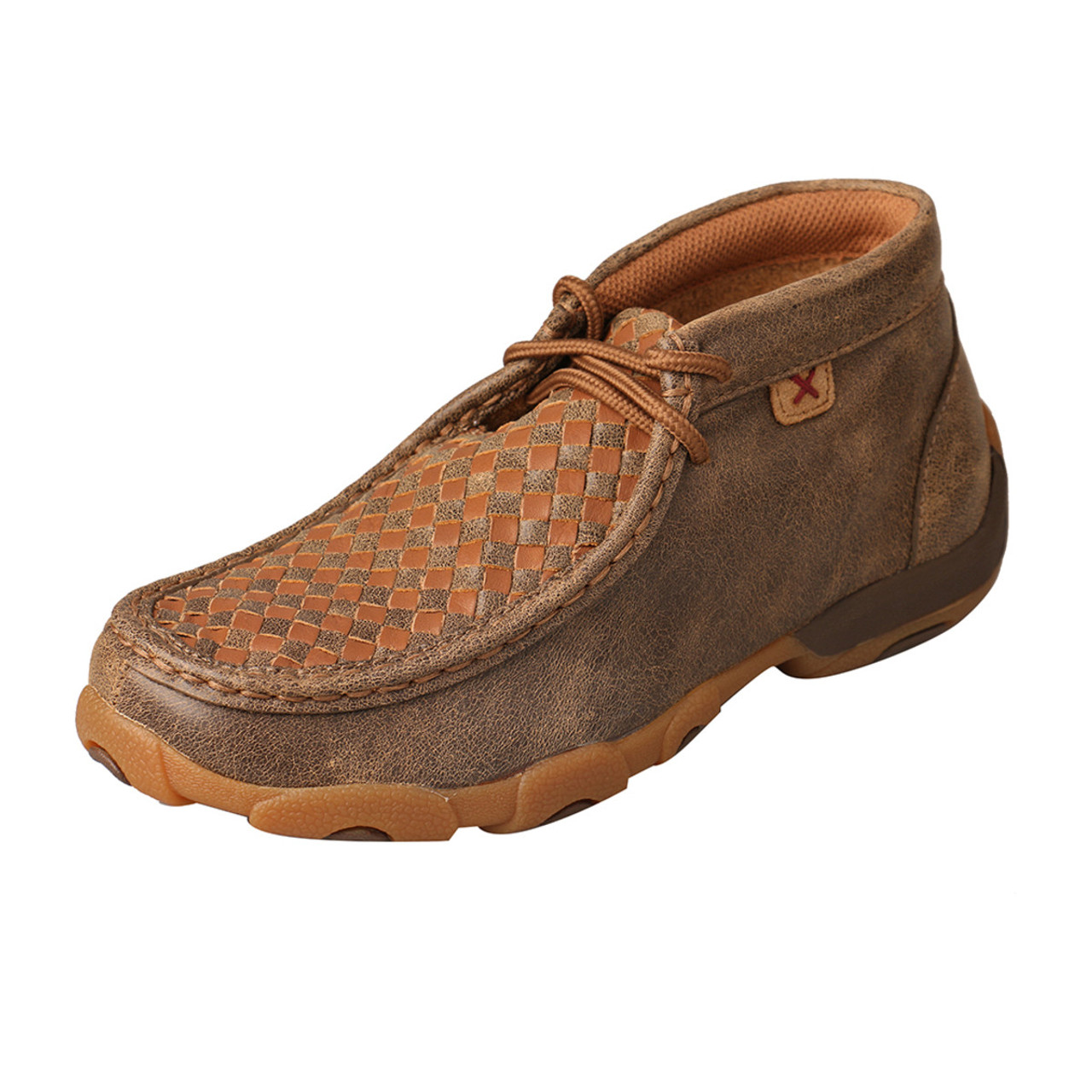 western driving moccasins