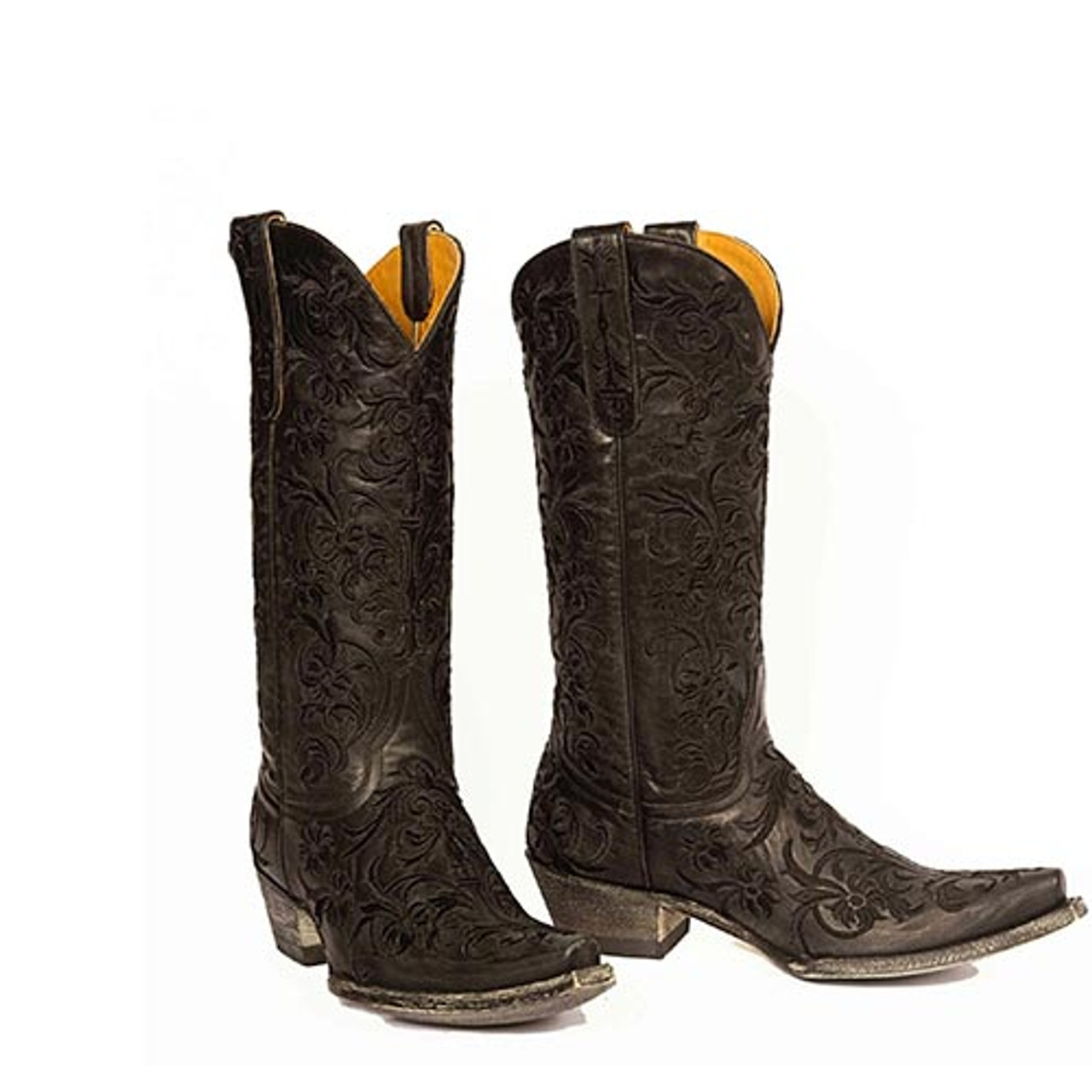 86ccfb593127f8 Old Gringo Women's Boots - Clarise - Black - Billy's Western Wear