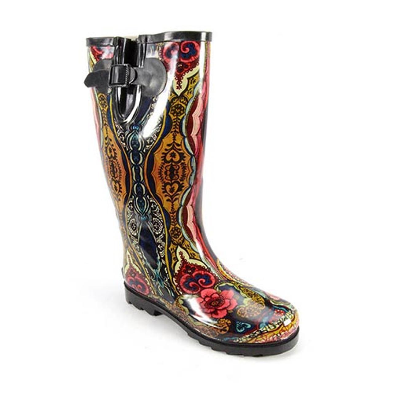 918692b4535 Corky's Women's Footwear - Sunshine - Victorian - Rain Boot