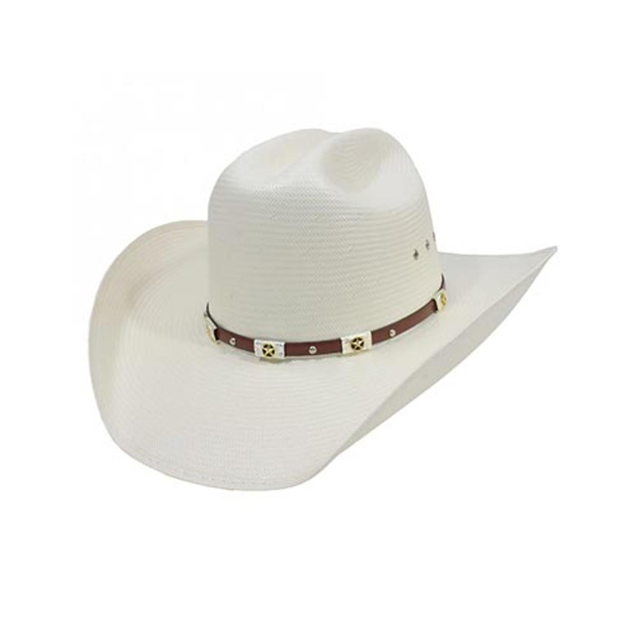 Larry Mahan Straw Hats - Alamo-N - 10X - Billy s Western Wear f88af610c26