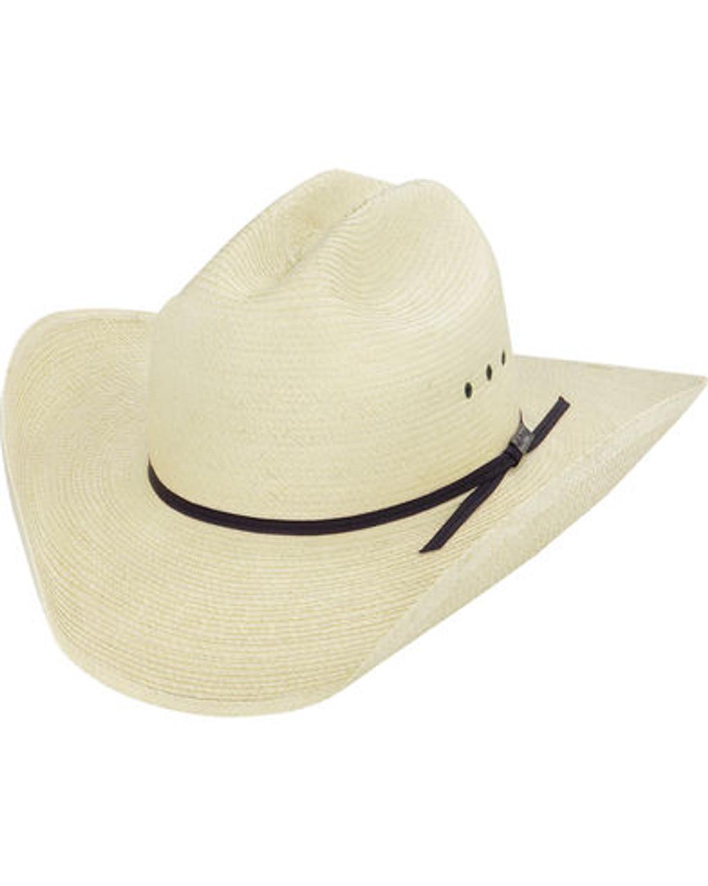 Larry Mahan Straw Hats - Cowboy Palm - Billy s Western Wear 897669be368d