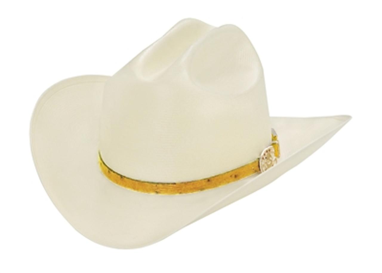 66de9a2dad4b3 Larry Mahan Straw Hats - El Tesoro - 5000X - Billy's Western Wear