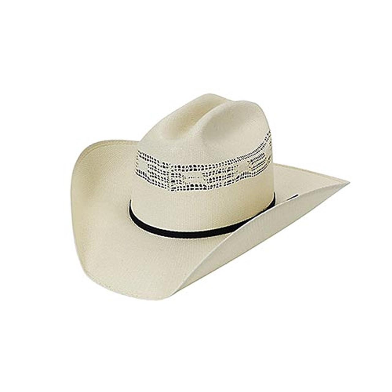 6274c88cfa253e Justin Straw Hats - Justin 20X Bryson Bangora Straw Cowboy Hat ...