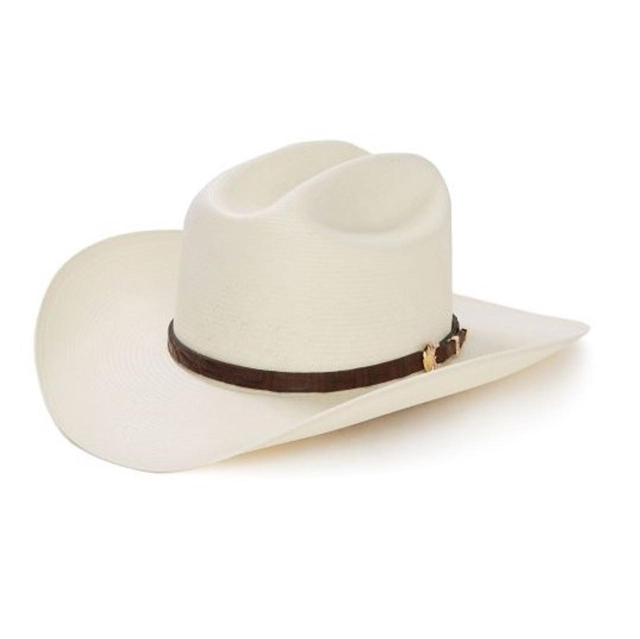 Stetson Mens Hats - Evilla De Oro - 1000X Straw Cowboy Hat - Billy s ... 0751a32b439