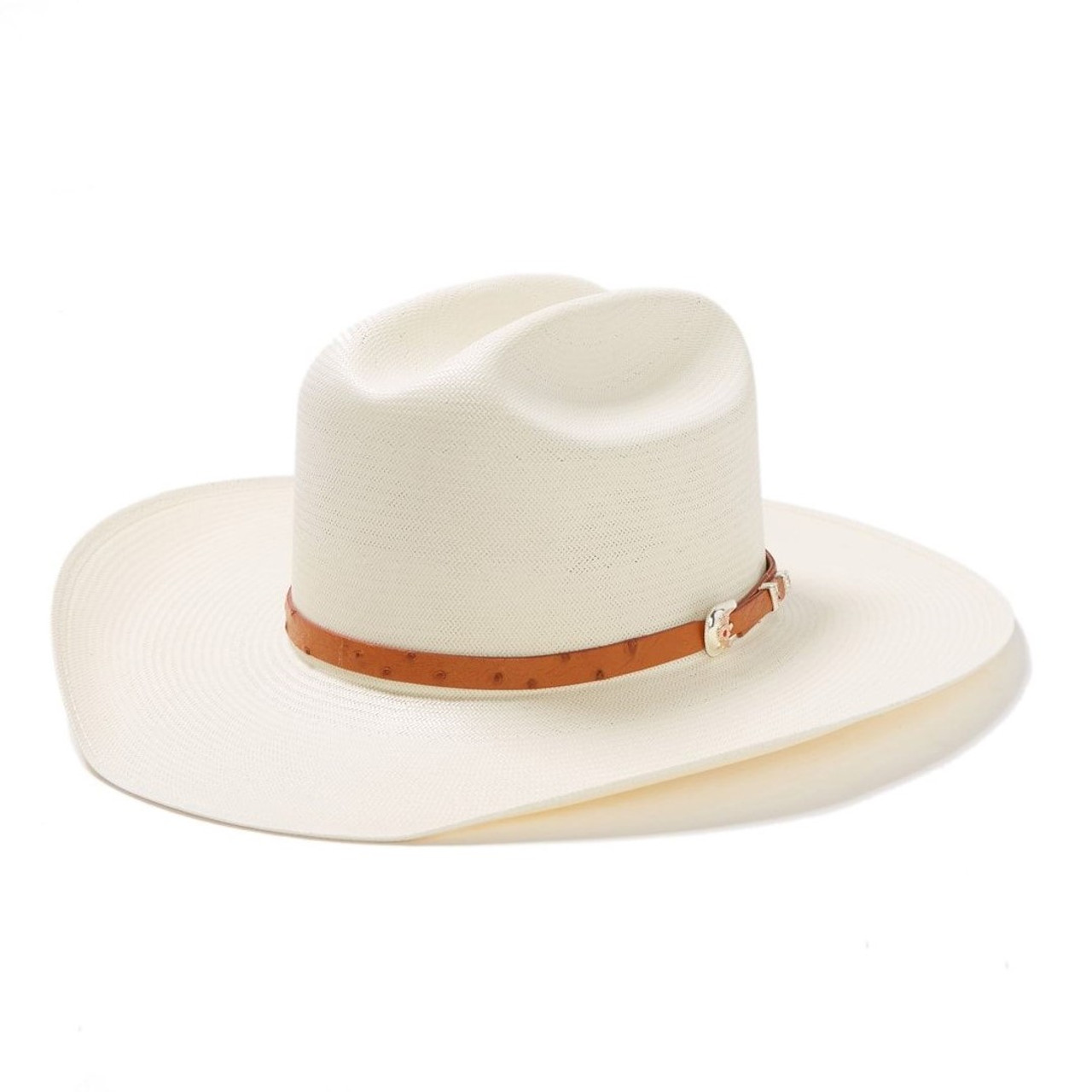 Stetson Mens Hats - El Noble - 500X Straw Cowboy Hat - Billy s ... 0b0e5230d25