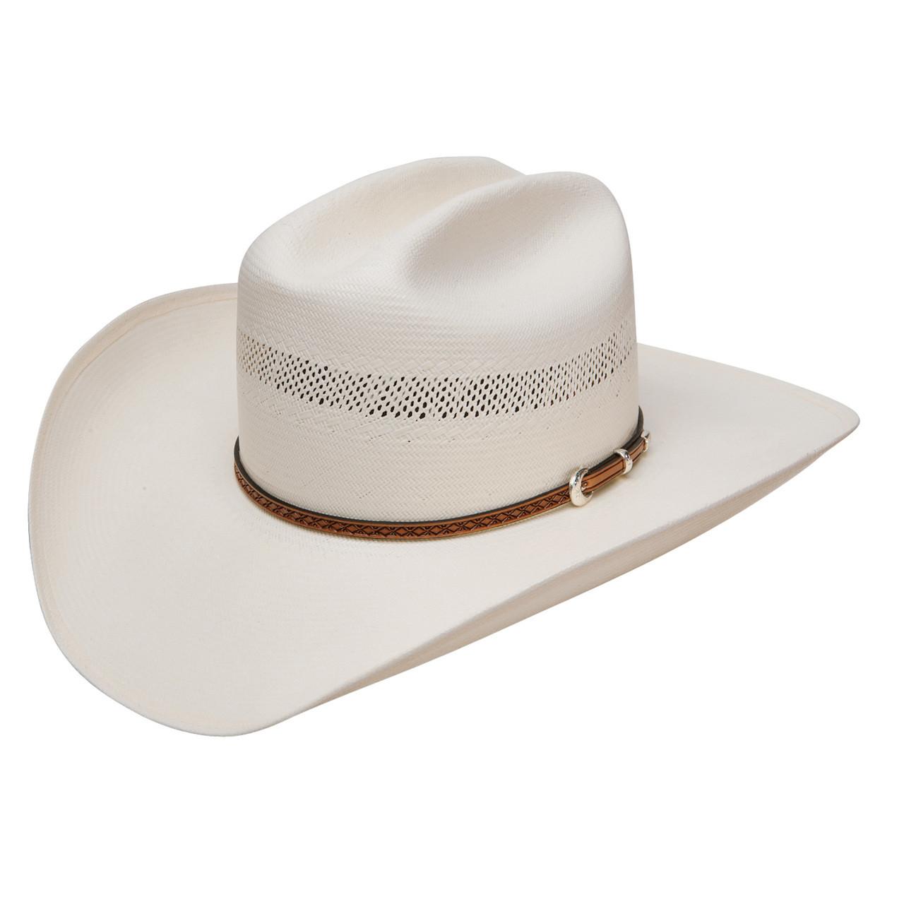 3142a2b946cc68 Stetson Straw Hat - 100X - Griffin - Billy's Western Wear