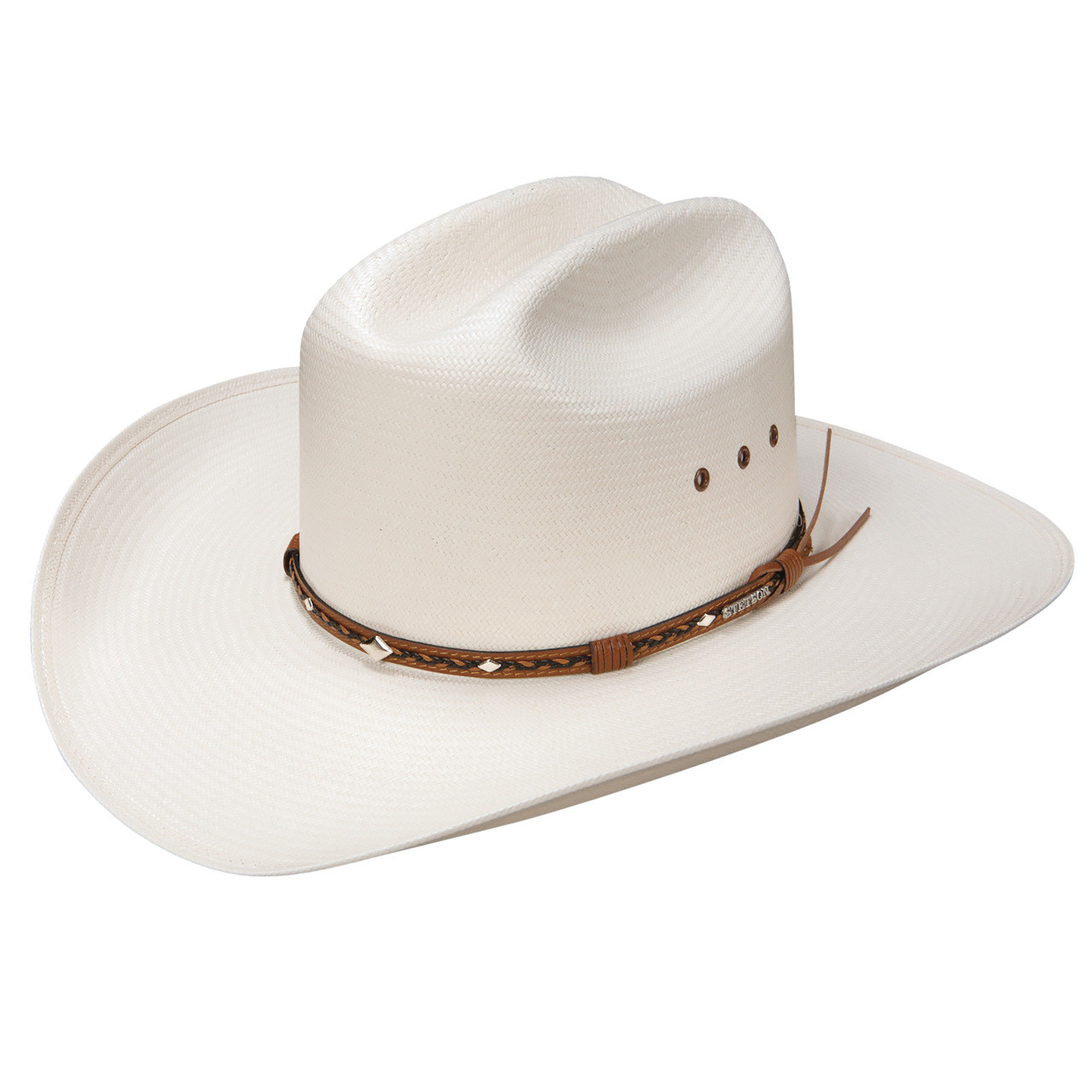 c945aa714ee9e Stetson Mens Hats - Ocala-N - 8X Straw Cowboy Hat - Billy s Western Wear