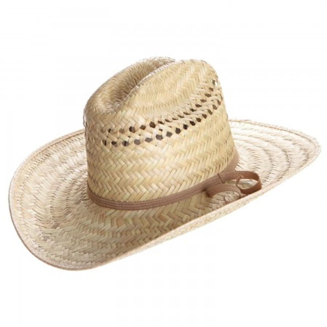 72f1bcb43ad423 Atwood Straw - Old Timer Cowboy Straw Hat - Billy's Western Wear