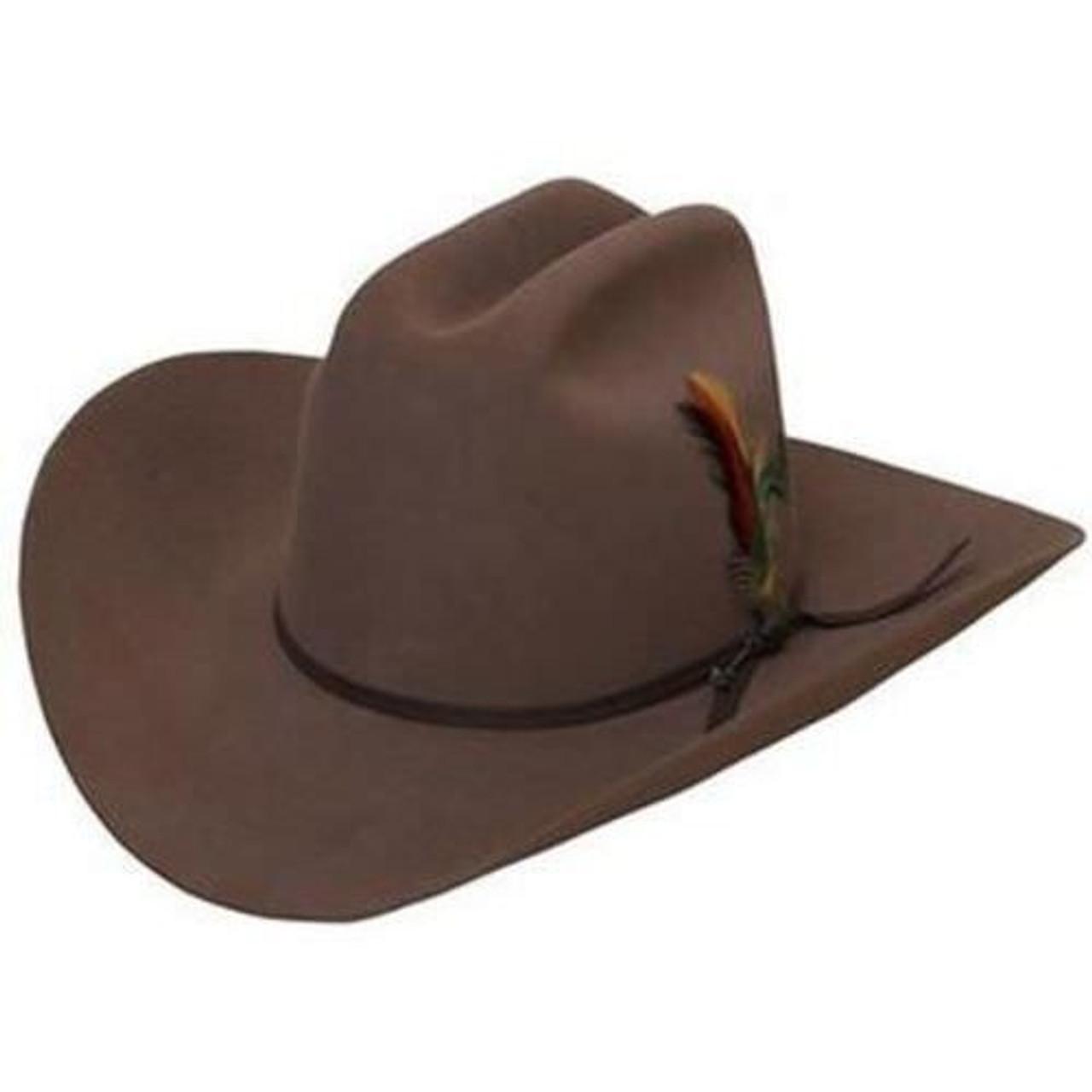 a7063a81c Stetson Hats - Rancher 6x Classic Collection Felt