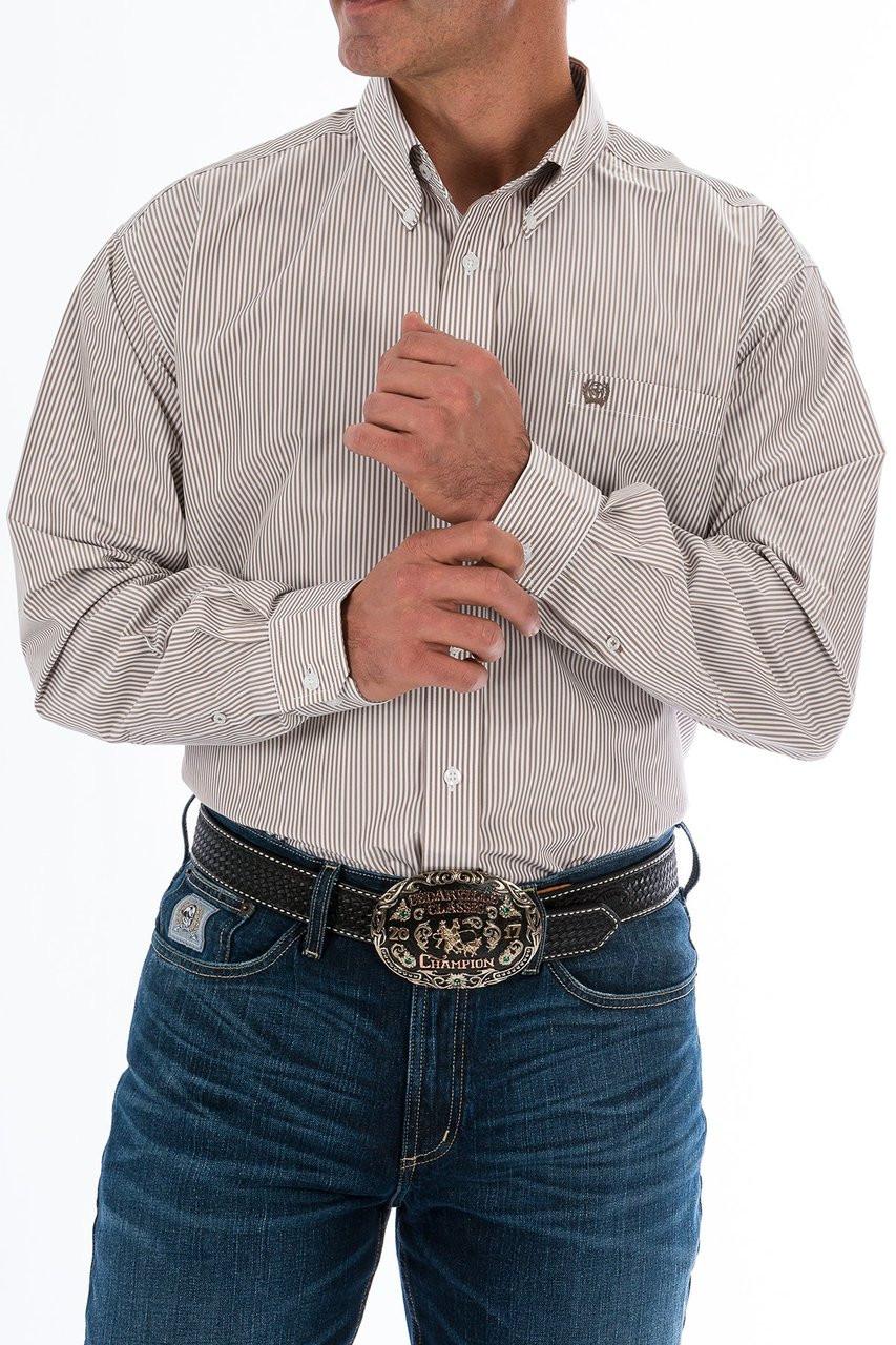 Cinch Mens Classic Fit Shirt