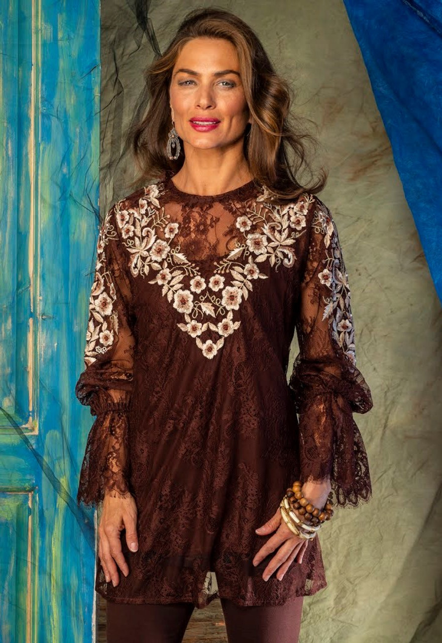 b84f3258a Vintage Collection Women s - Gloria Blouse   Tunic - Billy s Western ...