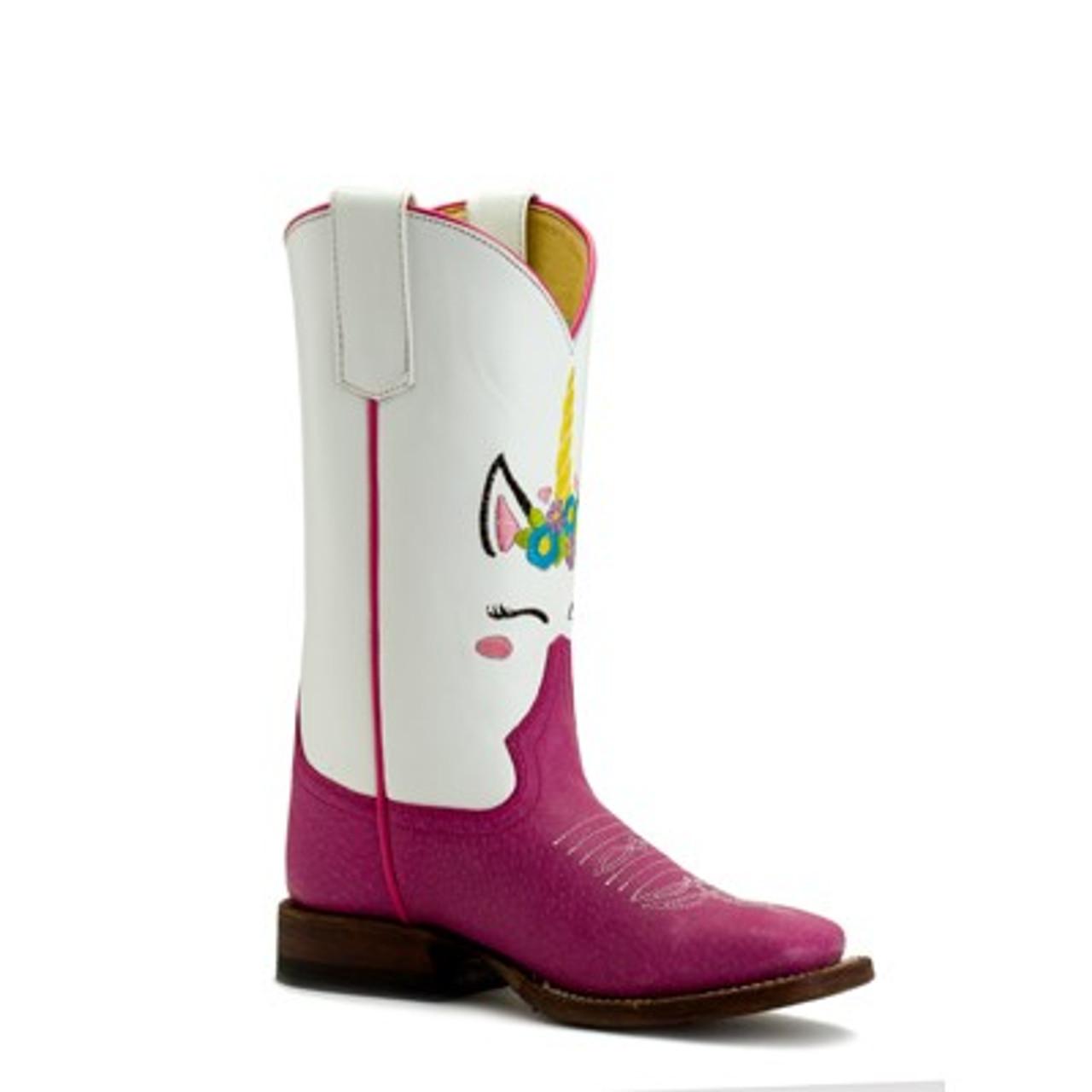 ea9014c4b Macie Bean Kid's Boot - Pink Sensation / White Glove - Billy's ...