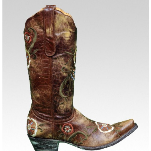 64d13afb9d1 Old Gringo Women's Boots - Tyler - Brass