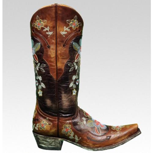 4fe170a9c32 Old Gringo Women's Boots - Bonnie - Brass