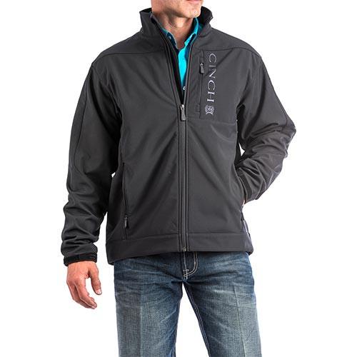 e6d95422004 Cinch Men s Jackets - Black Bonded - Billy s Western Wear