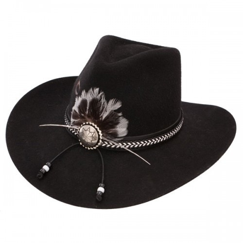 2d69209b927ec4 Charlie 1 Horse Womens Wild West Collection - The King 3x Wool Hat ...