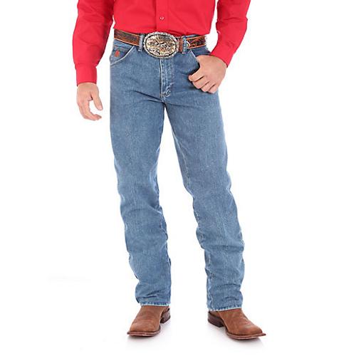 acdbd412d0a Wrangler. Wrangler Mens Jeans - 20X No. 22 Original Jean - Vintage Blue