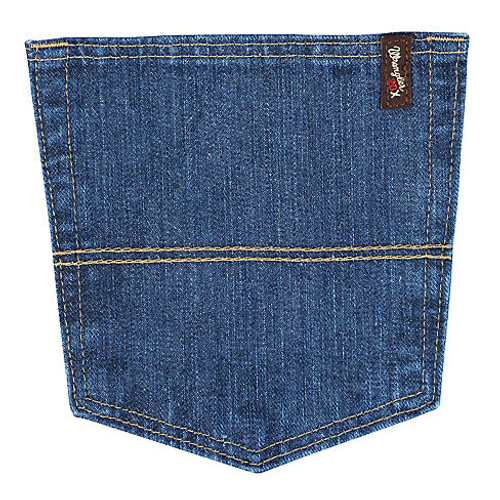 68942f50 ... Wrangler Mens Jeans - 20X No. 23 Relaxed Fit - Vintage Blue