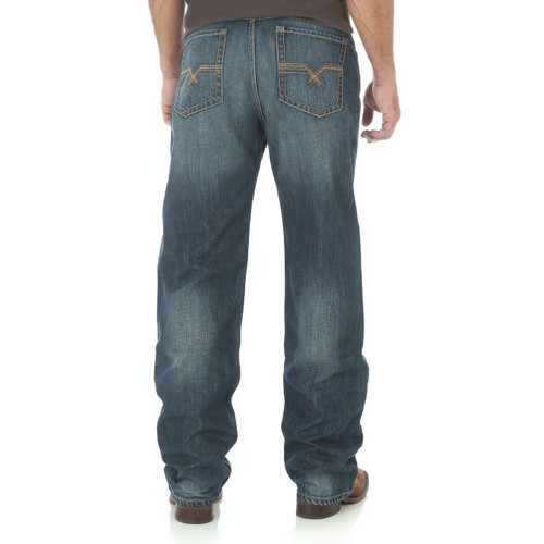 18e0cf06a62 Wrangler Mens Jeans - 20X No. 33 Extreme Relaxed Fit Jean - Wells ...