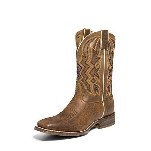 9f0b7c66 Nocona Men's Boots - Nocona Mens Vintage Brown Deputy Boots ...