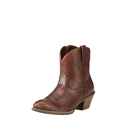 4a3b29a7001 Ariat Women s Casual - Darlin Naturally Distressed Brown