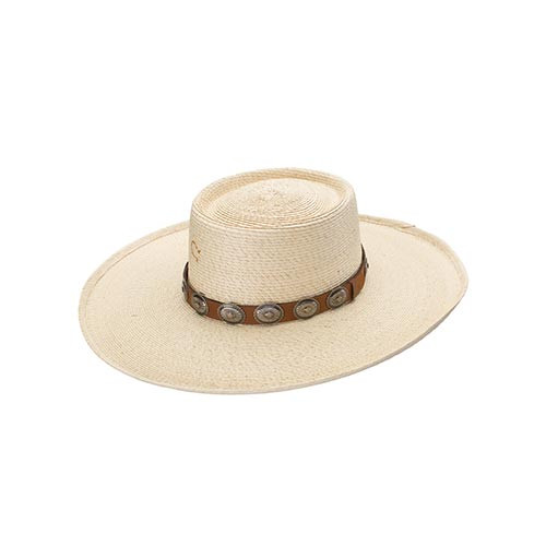 974cf6519b4 Charlie 1 Horse Womens - High Desert Palm Straw Hat - Billy s ...