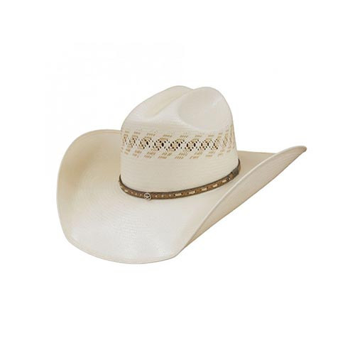 4f1beb9cb673d Larry Mahan Straw Hats - Granger - 10X - Billy s Western Wear