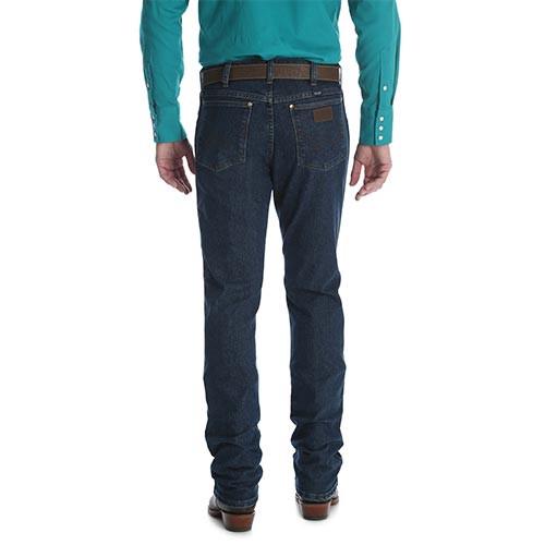 b8792ce3659 Wrangler Mens Jeans - Premium Performance Advanced Comfort - Midnight Rinse  ...