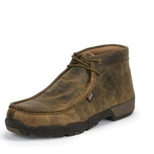 ce9f390a5b3 Ariat Men's Work Boots - Intrepid Vent-tek - Composite Safety Toe ...