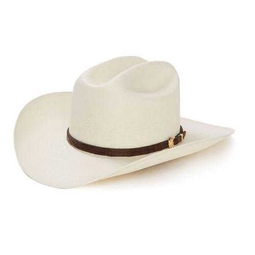f9cb6cf160dd0 Stetson Mens Hats - Evilla De Oro - 1000X Straw Cowboy Hat - Billy s ...