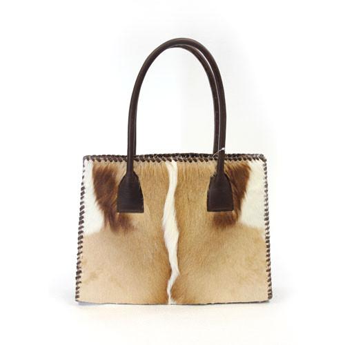 a8948ea90ec2 ... Juan Antonio Women s Custom Handbags - 2003H - Antelope   Croco Brown -  Traveler ...