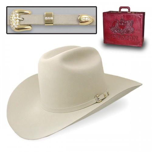 7f32d3b18db9c Stetson Felt Hats - Diamante 1000X Premier Cowboy Hat - Billy s ...