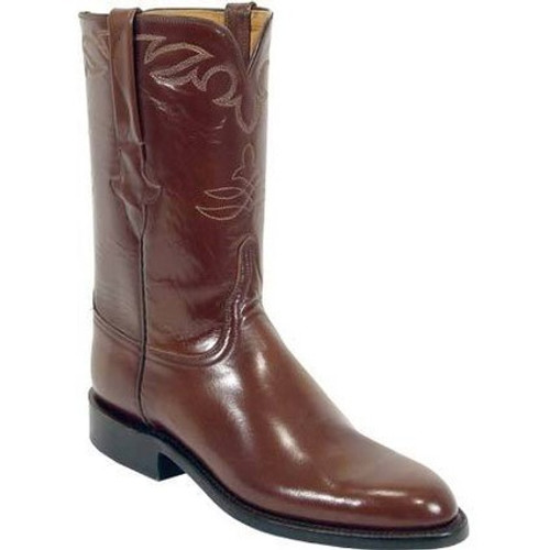 90a89af1ed3 Lucchese Men's Boots - Classics Hand Made - Black Cherry Brush Off ...