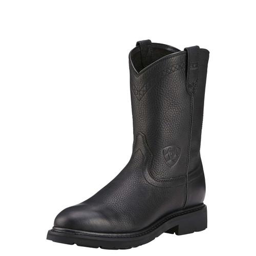 a4b9606e899 Ariat Men's Boots - Double Down - Caimen Belly - Antique Pecan ...