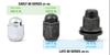 80 Series Lug Nut-alloy wheel (91-94), steel wheel (95-97) (LUG-2)