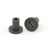 80 Series Plastic Step Nut- Brown Standard (PSN-3)