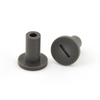 80 Series Plastic Step Nut- Brown Extended (PSN-4)