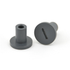 80 Series Plastic Step Nut- Gray Standard (PSN-5)