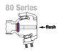 80 Series Inner Axle Seal Offset Driver (ASD-1) In a typical installation tool the inner seal is set flush creating the same leaking issue.