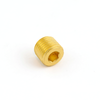 "Parker 1/4"" NPT Brass Plugs (OBA-14)"