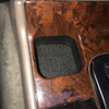 80 Series Center Console Cupholder Liners (CCCL-1)