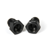 80 Series Radiator Trans Fitting Adapters- M14 x 1.0 to 6AN (TFA-M14-6AN)