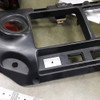 DashHole Plug- Mount, Notch-Free Face (DPM-1) Fits all 80s and 90s Toyota vehicles and Delta Console- test fit
