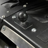 DashHole Plug- Mount, Notch-Free Face (DPM-1) Fits all 80s and 90s Toyota vehicles and Delta Console- prototype