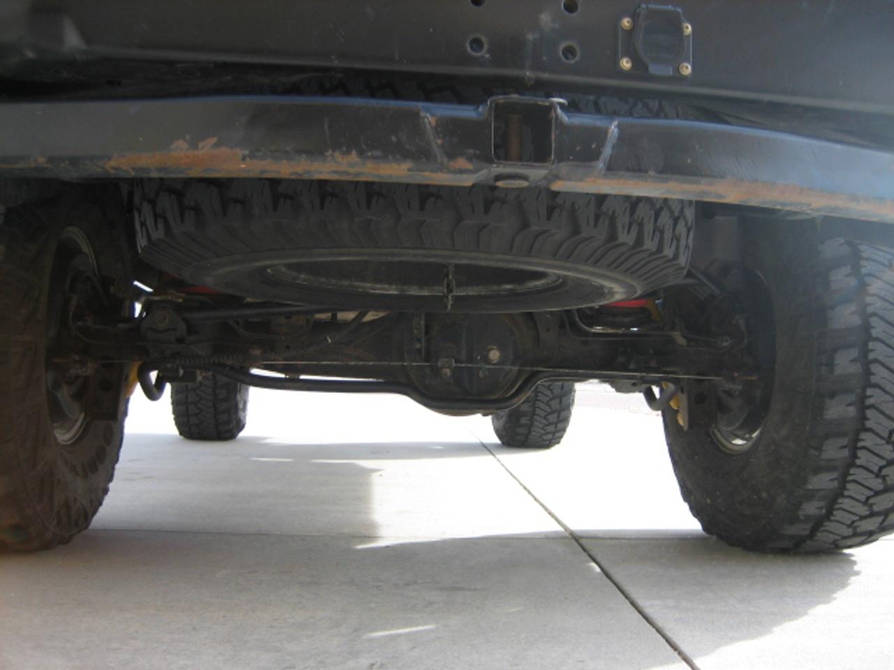 80 Series Tire Leveling Kit (TLK-1)
