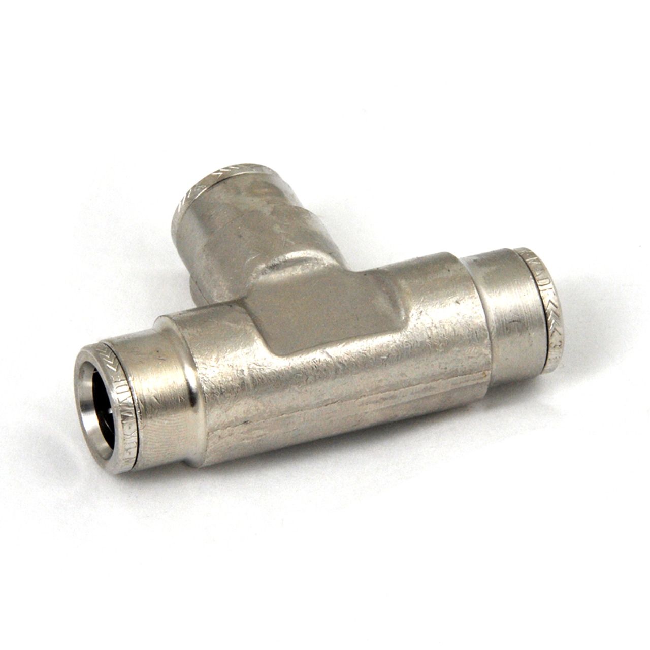 """T-fitting for 3/8"""" Nylon tubing (NOR-3)"""