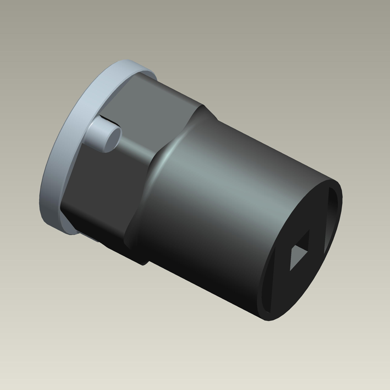 Modified 54mm Hub Nut Tool (HUB-1)
