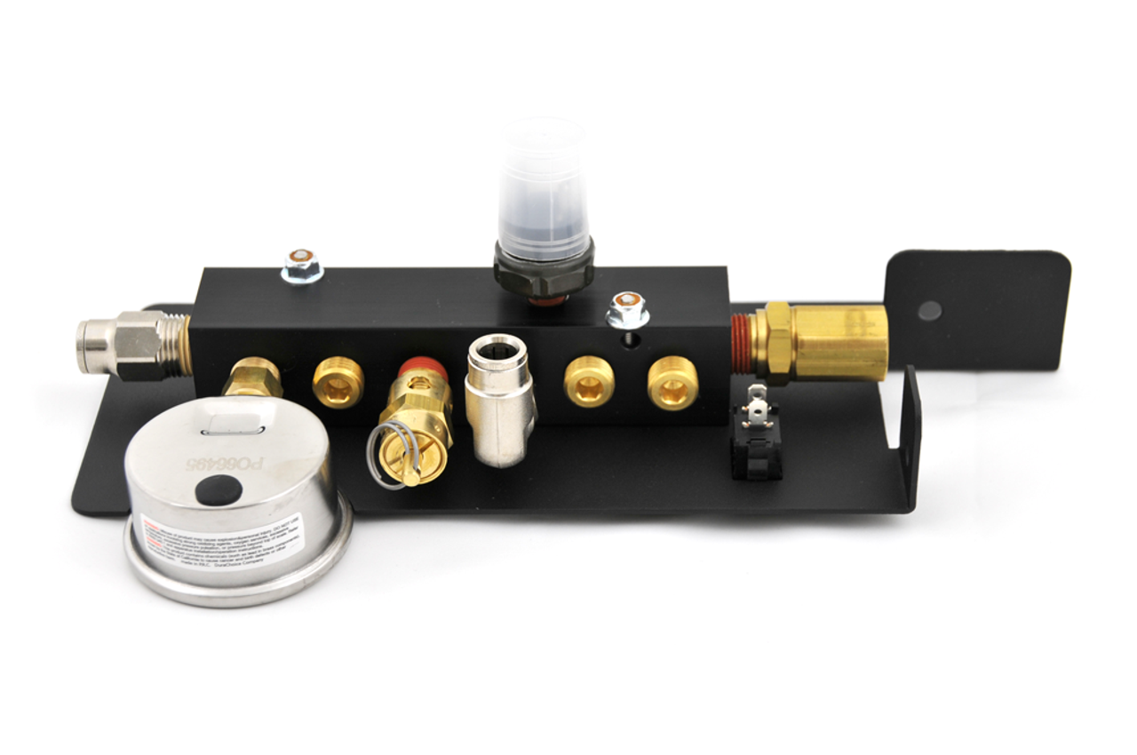 80 Series Air Manifold and Mount KIT (AMM-1)