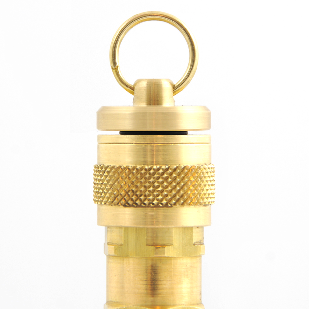 Quick Connect Air Coupler Plug in brass (ACP-4)