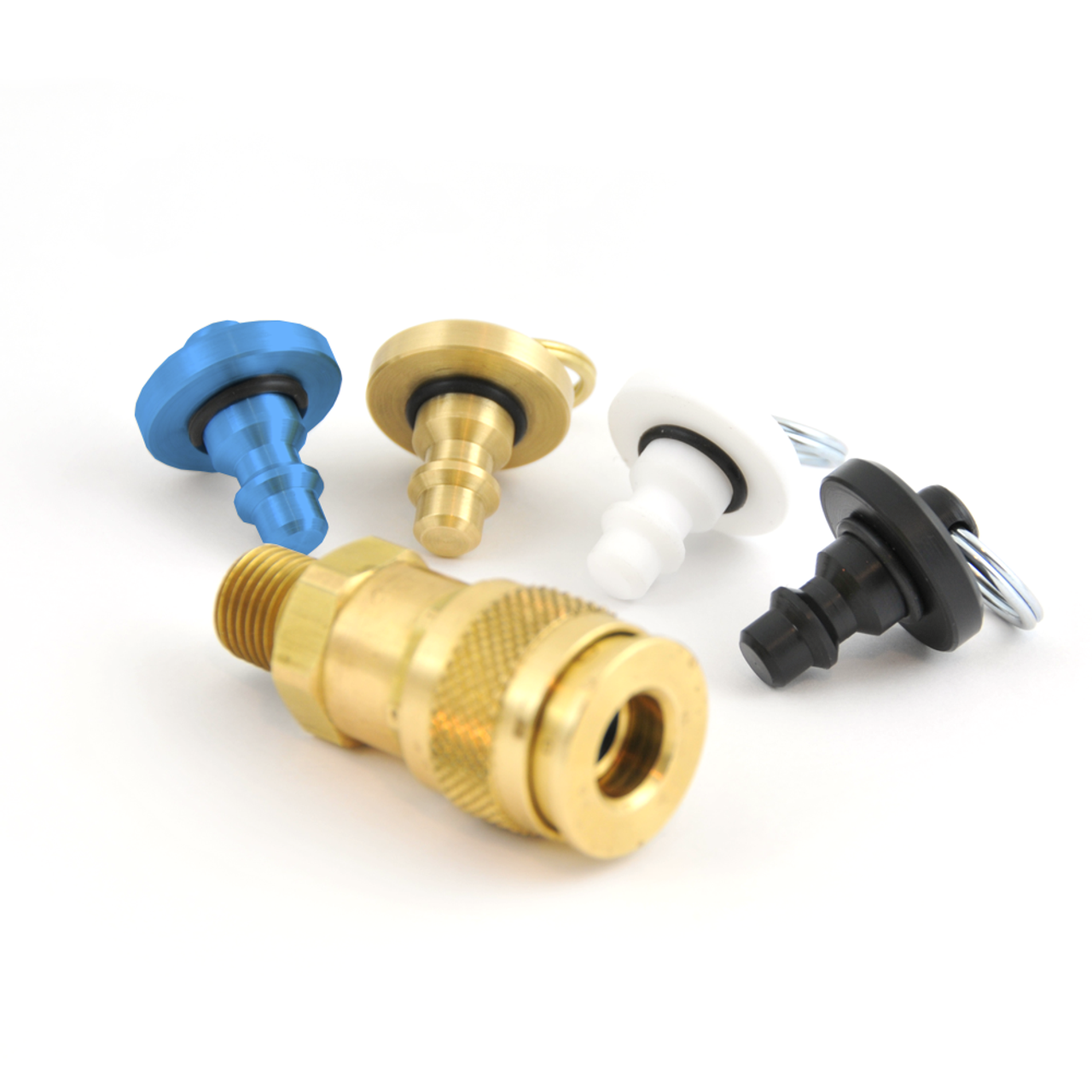 Quick Connect Air Coupler Plug (ACP)